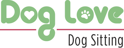 DogLove Dog Sitting Logo